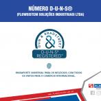 Flow Sistem conquistou o certificado de qualificação DUNS NUMBER – Data Universal Numbering System
